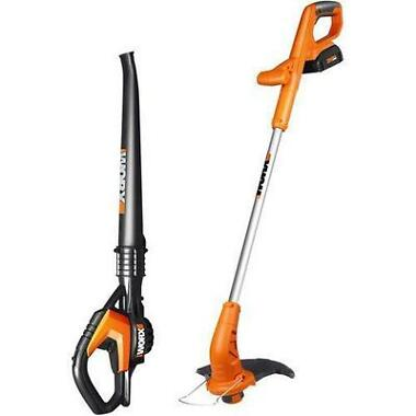 Worx WG919 20V Grass Trimmer & Blower Combo