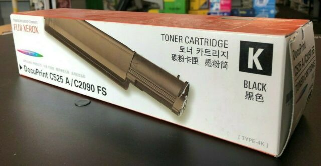 GENUINE Fuji Xerox CT200649 Black Toner Cartridge C2090 C525A