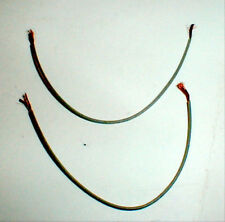 1 Pair 1960's COX SUPERFLEX MOTOR LEAD WIRES #3235 Vintage slot car NOS