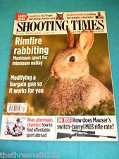 SHOOTING TIMES - MAUSER SWITCH BARREL M03 RIFLE - JUNE 16 2010
