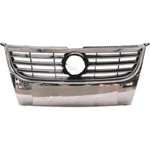 Griglia anteriore Grill front grill cromato VW TOURAN 1t 1t2 anno 06-10