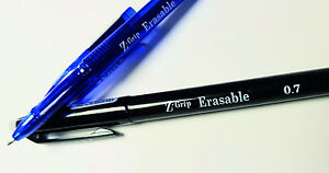 Zebra-Z-Grip-Erasable-Gel-Ink-Pen-Rollerball-Pen-0-7mm
