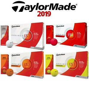 TaylorMade-2019-Project-S-Golf-Balls-All-Colours-Multi-Buy-Deals