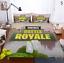 3D-Fortnite-battle-royale-Jeux-de-literie-housses-de-couette-Taie-d-039-oreiller miniature 4