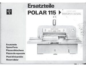 polar 115 cutter manual today manual guide trends sample u2022 rh brookejasmine co Cutter Polar 92 Polar Paper Cutter
