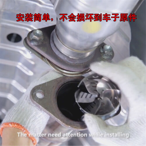 Car Turbo Fuel Saver Oil Accelerate Increase Air-fuel Ratio Power Reduce 62-67MM