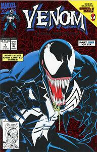 Venom: Lethal Protector #1 (1993) 1st Venom Titled Series Fantastic Copy