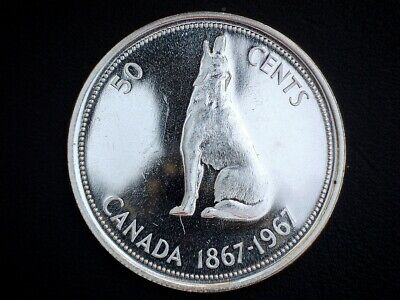 1967 fifty cent coin