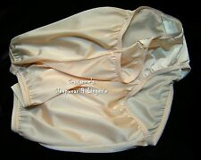 WOW~VANITY FAIR NUDE 15712/15812 PERFECTLY YOURS NYLON BRIEFS PANTIES~8/XL ~NEW