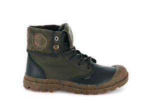 Turnschuhe für billige 93b0d 25d6f Details about Palladium Baggy Explorer Cord Schuhe Herren High Top Sneaker  Boots 05977-321