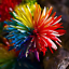 100Pcs-Rainbow-Chrysanthemum-Flower-Seeds-Rare-Colorful-Plant-for-Home-and-Field thumbnail 3