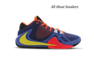 Nike-Zoom-Freak-1-034-ARANCIONE-GIALLO-034-Uomo-Scarpe-da-ginnastica-LIMITED-STOCK-Tutte-le-Taglie