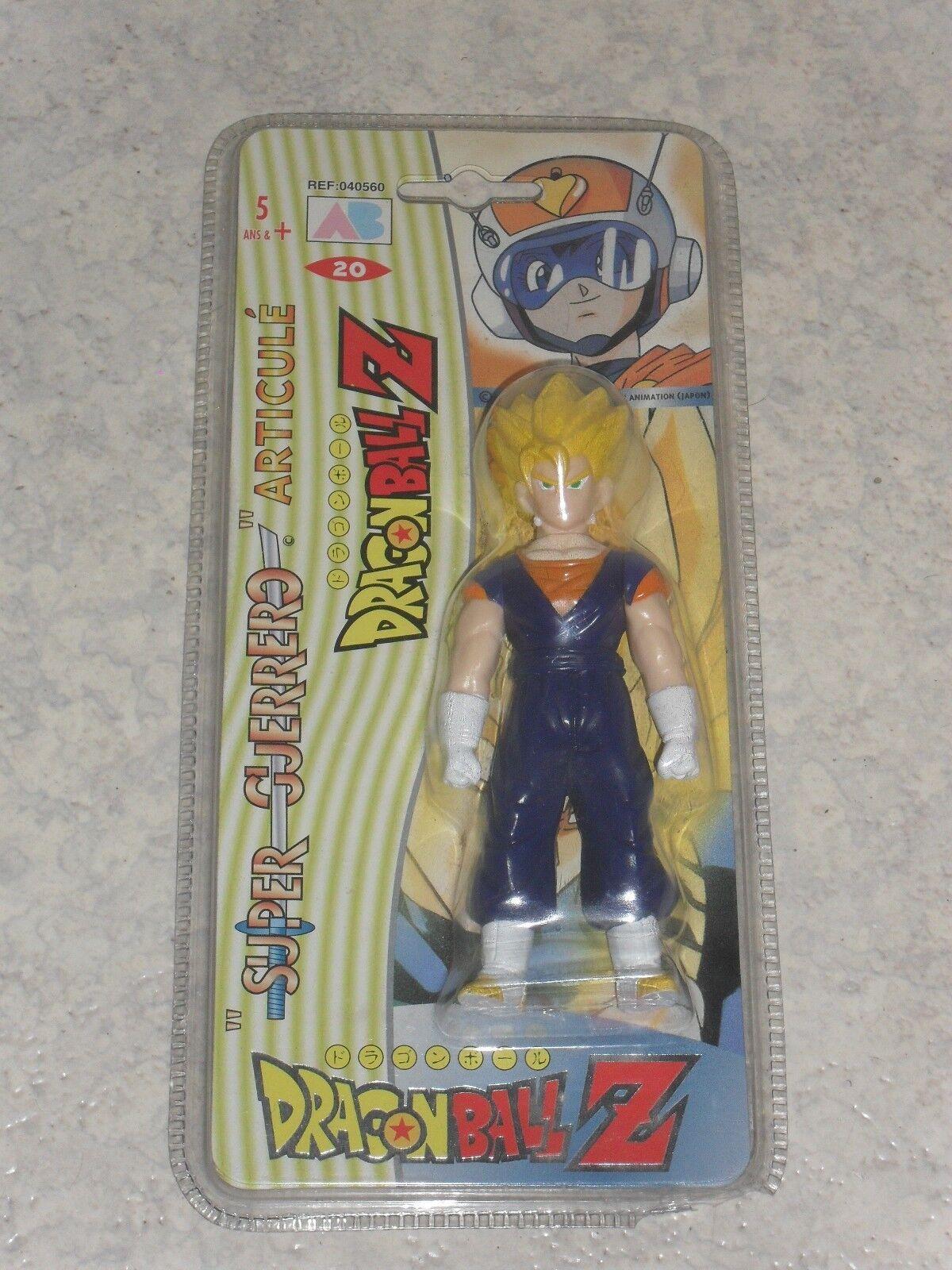 Figurine articulée AB TOYS 20 Dragon Ball Z : Bejito DBZ Dragonball Vegeto
