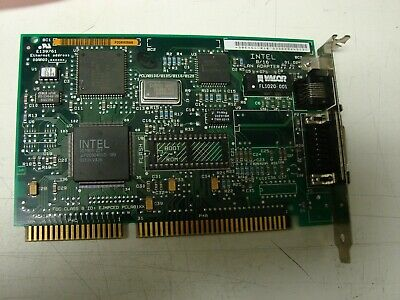 Intel ISA 8//16 lan adapter tp twisted pair