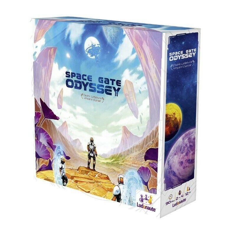Space Gate Odyssey - Gioco da Tavolo in Italiano