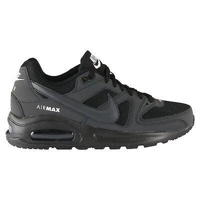 Nike Air Max Command Flex (GS) Schuhe Sneaker Kinder Schwarz 844346 002 | eBay