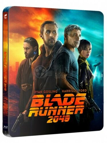 Blade Runner 2049 Fac 3 D + Blu Ray(World Excl. Artwork) Steelbook Sold Out by Sony