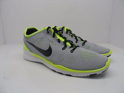 unique design release date authentic Nike Women's Free 5.0 TR Fit 5 Running Shoe Wolf Grey/Black/Volt ...
