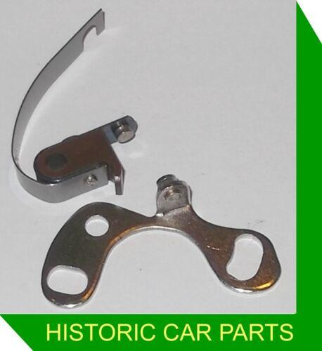 raíces Ford Escort 100E 1172 1953-58 conjunto de puntos de contacto para Lucas automática