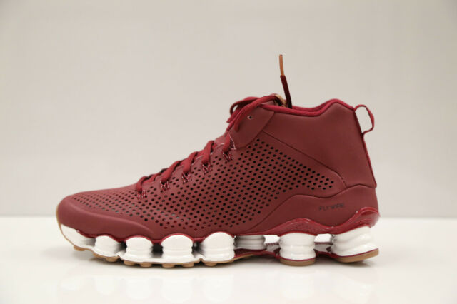 cddb7b73b97821 Nike Shox TLX Mid SP Team Red Gum Sail 677737-619 8-13 supreme