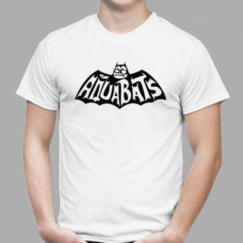 Nouveau la Aquabats groupe de rock américain Homme T-shirt blanc taille S à 3XL