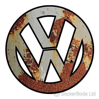 "Logo VW Scat Autocollant 5.5 /""decal stickers T1 T2 T3 Camper Bus Bug Beetle medium"