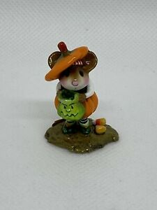 Wee-Forest-Folk-Halloween-M350s-Pumpkin-Treater-Donna-Peterson-2007