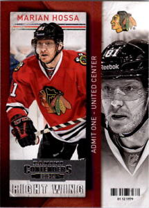 2013-14-Panini-Contenders-Hockey-Pick-Card-From-List