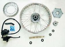 Complete Kit Front Disc Brake Assembly With Disc Wheel For Royal Enfield S2u