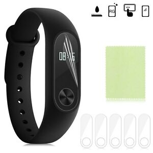 Image is loading 5pcs-For-Xiaomi-Mi-Band-2-Smart-Wristband-