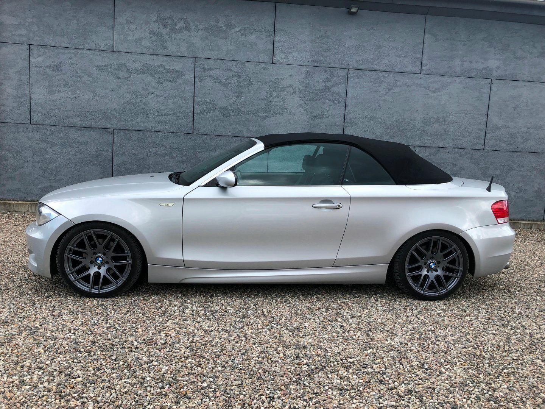 BMW 125i 3,0 Cabriolet 2d