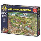 Jan Van Haasteren Park 1000pc Jigsaw Puzzle