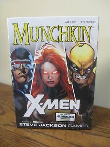 New-Munchkin-Marvel-X-Men-Edition-Card-Game-by-Steve-Jackson-Games