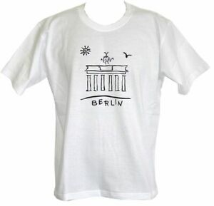 T-Shirt-Brandenburger-Tor-weiss-S-XXL