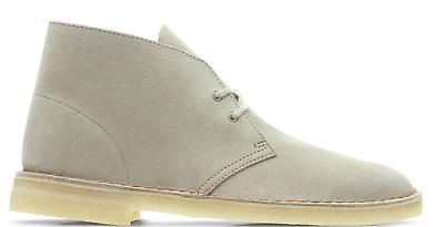 Men'S Clarks Original Desert Boots Scamosciato Sabbia 261 38235 Media | eBay