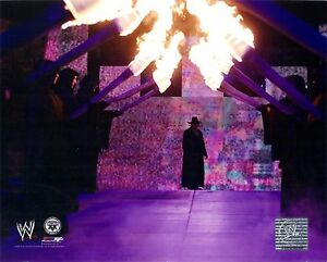 WWE-Undertaker-8x10-Glossy-Photo