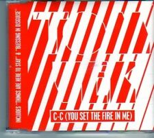 (DM901) Tom Vek, C-C (You Set The Fire In Me) - 2005 CD