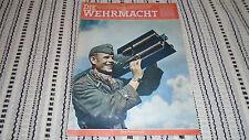 Die Wehrmacht 1943 (Der Adler) WW2 original