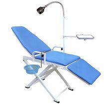 Portable Folding Dental Chair Cuspidor Tray Mobile Equipment LYC9601-2