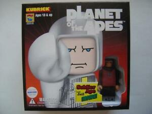 Medicom-Toy-KUBRICK-Planet-of-the-Apes-Soldier-Ape-Figure-New-Unopend-Unused