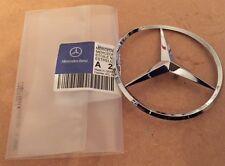 Badge coffre etoile Mercedes ML W164 Star Stern Boot Emblem 100 mm Original