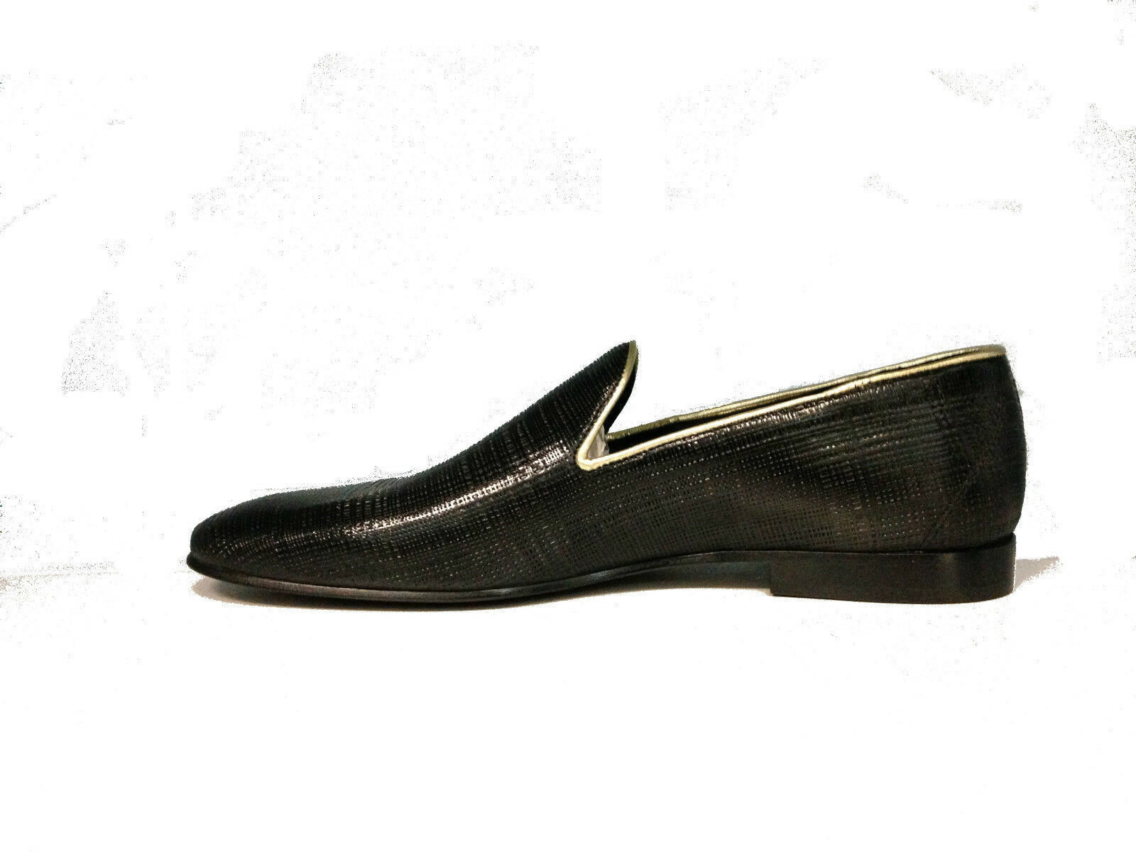 Prem1um scarpa mocassino loafer uomo man in pelle leather 100% mod. LAPO