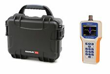 Rig Expert AA-230 Zoom Antenna Analyzer & Nanuk 904 Waterproof Case Bundle
