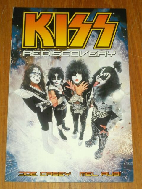 Kiss Rediscovery Vol 1 by Joe Casey Dark Horse (Paperback)< 9781569718797