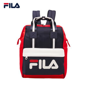 Image is loading New-FILA-Backpack-Rucksack-School-Gym-Sports-Travel-