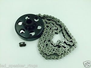 "Mini-Bike Clutch Centrifugal 10T ,3/4"" bore #40/41/420 chain, MB165 & MB200"