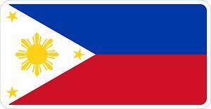 Philippines-Flag-Decal-Sticker