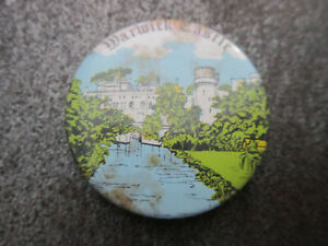 Warwick-Castle-Pin-Badge-Button-L8B