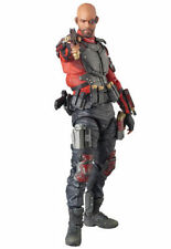"MEDICOM TOY MAFEX ""Suicide Squad"" Deadshot Action Figure Japan version"
