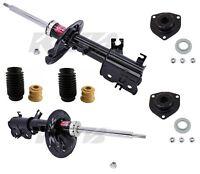 Front Strut Assembly & Mounts Suspension Kit Oes Fits Nissan Altima V6 3.5l on sale